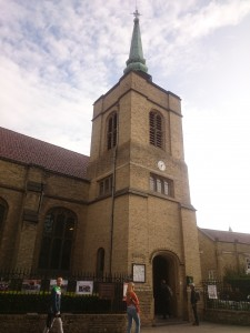 St. George's Memorial Church, Ypres